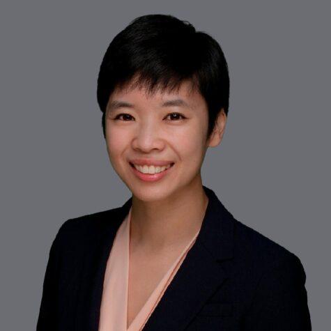Headshot of Amy Chu