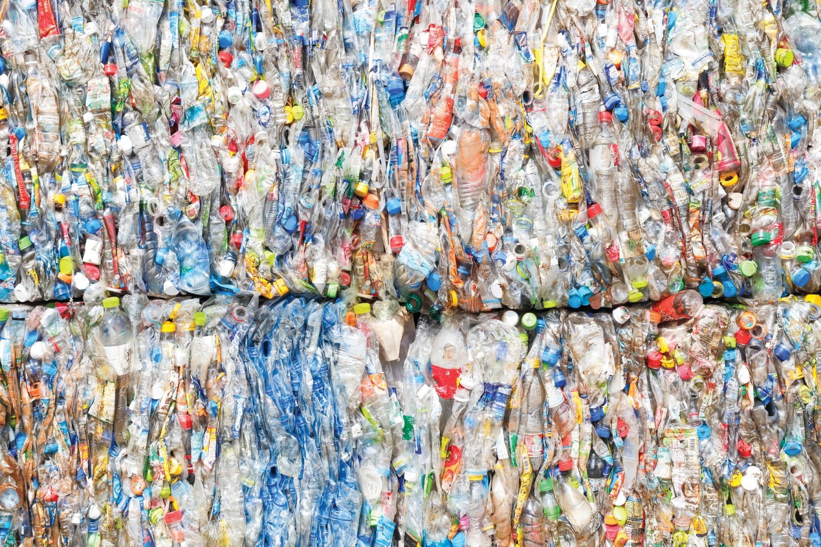 Figure 1: Bottle Pet Plastic (Photo by Warut Chinsai, via Shutterstock)