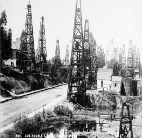 Old energy infrastructure